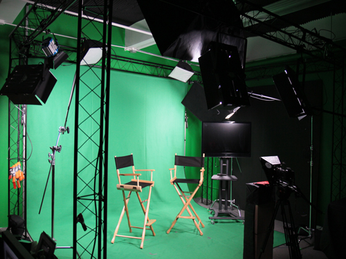 Green Screen Studio B Package