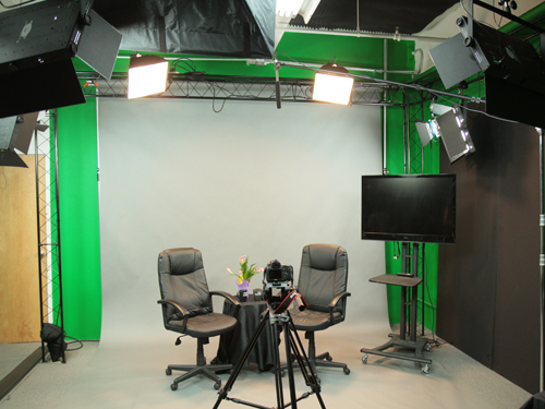 Production Studio and Private Interview Studio Rentals in NYC